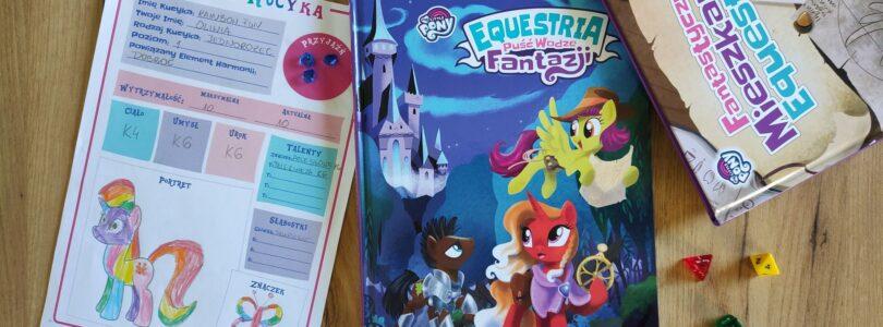 Equestria Puść Wodze Fantazji - recenzja