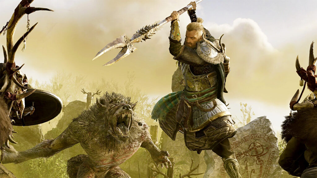 assassins creed valhalla wrath of the druids game 1