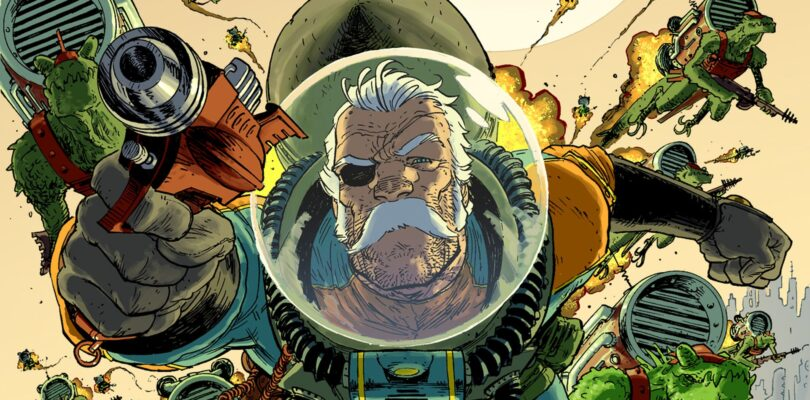Komiks Fear Agent 3 recenzja