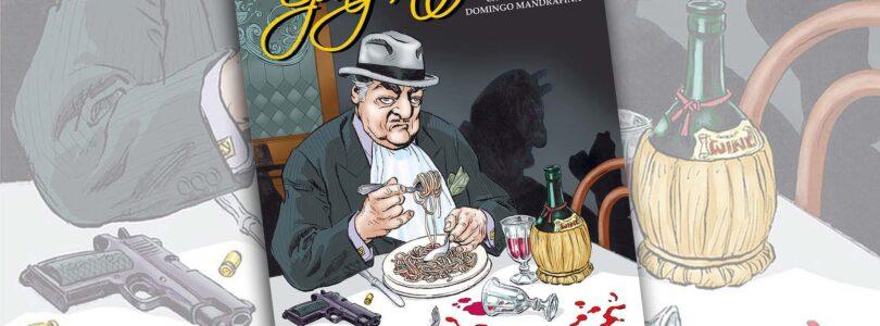 Komiks Spaghetti Bros recenzja