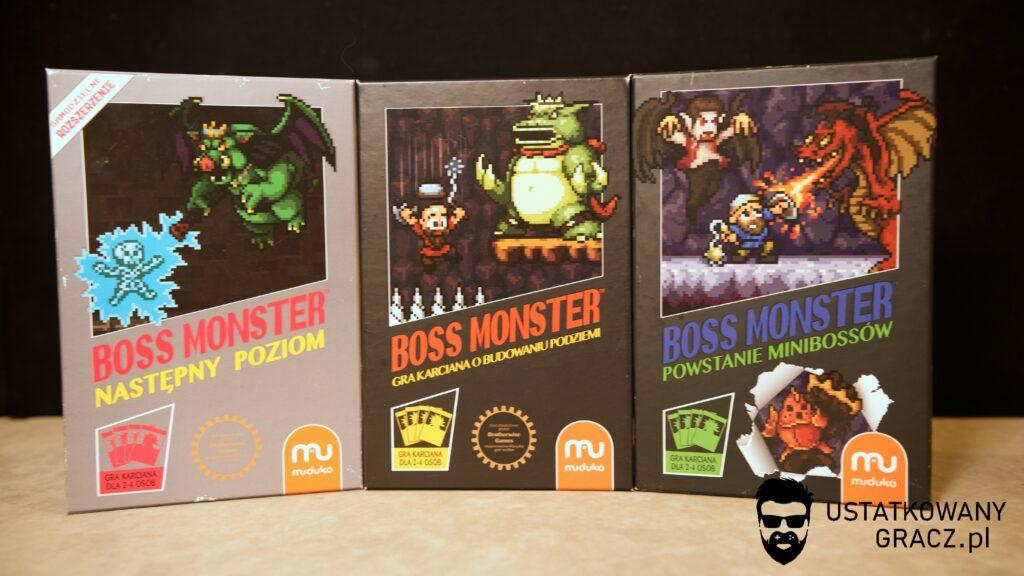 boss monster podstawy