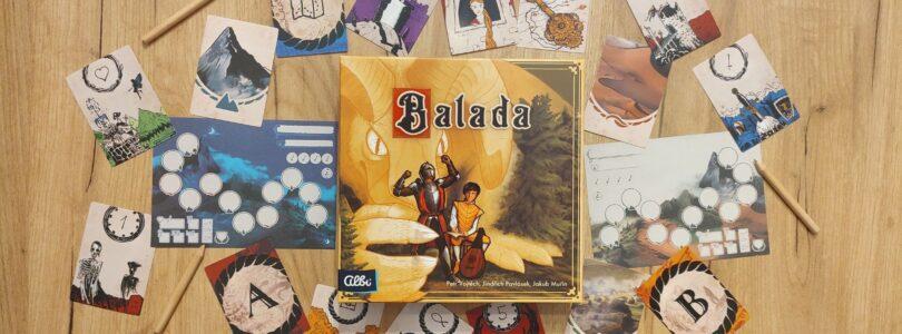 Balada - recenzja